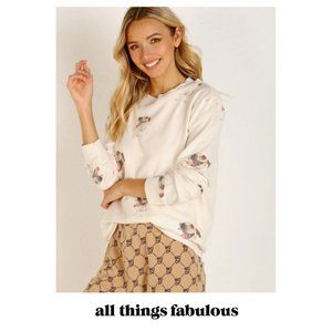 All Things Fabulous Jack Terrier Cozy Sweater